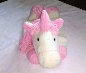 Unicorn - PJ's case - teddy