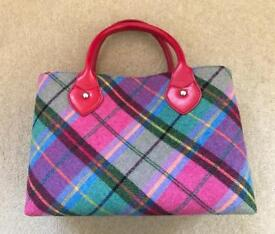 Stylish Ness Tartan Tote Bag - New, Unwanted Present £25 ono