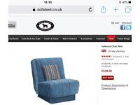 Churchill Valencia chair bed original cost £550