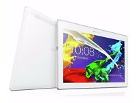 "2GB Lenovo Tab 2 A10-30 10.1"" 16GB Android 5.1 Wi-Fi Tablet White like new for sale  London"