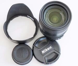 Nikon Nikkor 24-85mm F/3.5-4.5 G ED VR IF AF-S