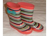 Girl's Wellingtons / Wellington Boots / Wellies – Size 11 (2 pairs available!)