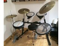 Arbiter Flats Lite drum kit. £100