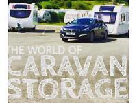 Caravan & moterhome storage- Virginia water surrey