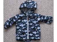 Boys clothes age 0 – 2 years, 25p-£2 per item.