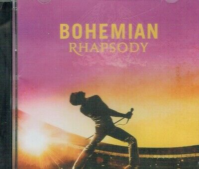 Queen  Bohemian Rhapsody The Original Soundtrack CD  New Fas