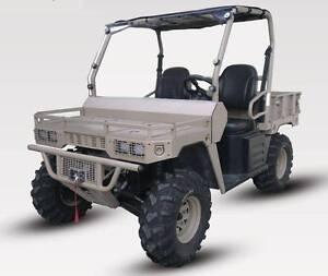 500cc Agmax Military 4x4 Farm UTV Agricultural Utility Vehicle Campbelltown Campbelltown Area Preview