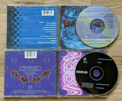 Erasure CD Lot - I Say I Say I Say & Abba-Esque