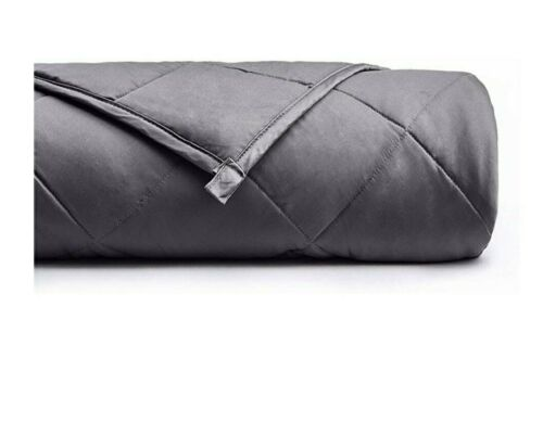 YnM Weighted Blanket for Couple, 30 lbs 80''x87'' King Size