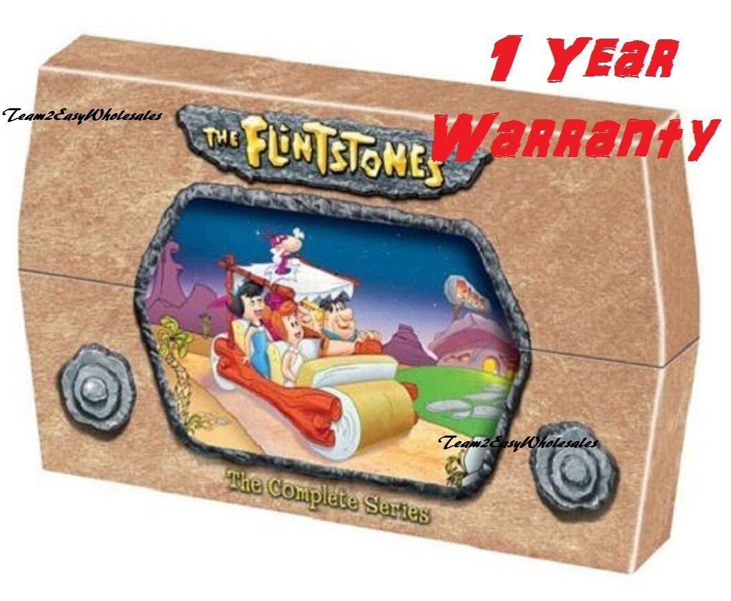 Купить Brand NEW The Flintstones: The Complete Series (DVD, 2012, 24-Disc Set)