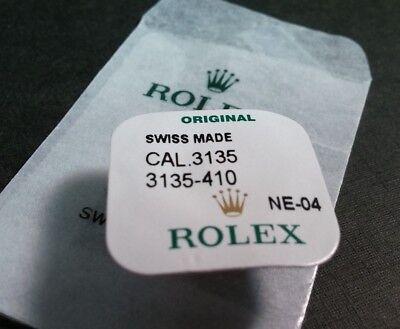 Rolex 3135 410 ESCAPE WHEEL. New Authentic Genuine Factory Sealed for sale  Glendora