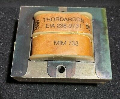 Thordarson Mim-733 Transformer New Free Shipping