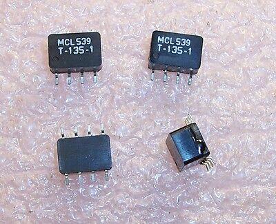 Qty 25 T-135-1 Mini Circuits Rf Transformer Smd Case W38