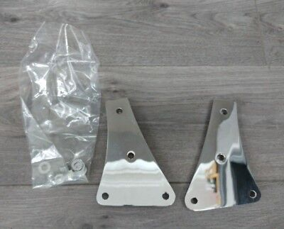 K53021-090 KAWASAKI VN1500D BACKREST SUPPORT SIDE PLATES