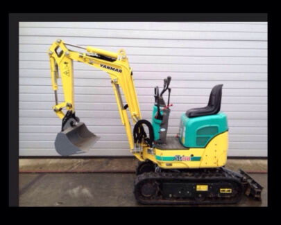 Mini Excavator hire 1tonne Blacktown Area Preview
