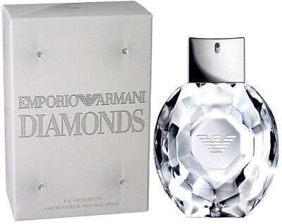 EMPORIO DIAMONDS Perfume GIORGIO ARMANI  1.7 oz 50 ml EDP Eau De Parfum Spray