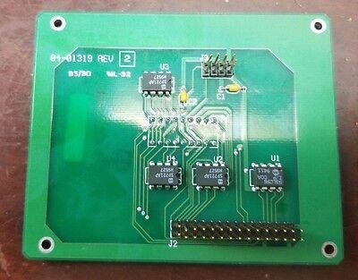 Microchip Technology Picprobe-16d Emulator Header Interface Card 10-00058