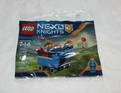 Lego Nexo Knights Robin's Mini Fortress 30372 Polybag