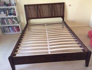 Timber Queen Bed Frame North Toowoomba Toowoomba City Preview