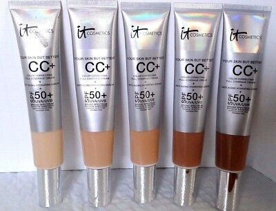 It Cosmetics Your Skin But Better Cc Full Coverage Cream 2 53 Oz Pick Your Color