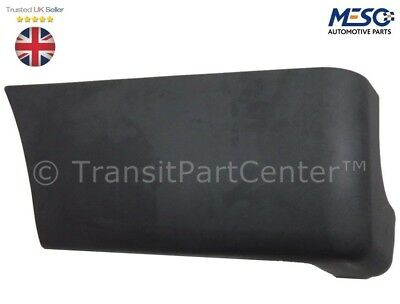 REAR BUMPER CORNER LOWER END CAP FOR FORD TRANSIT MK6 MK7 2000 2014 LEFT HAND