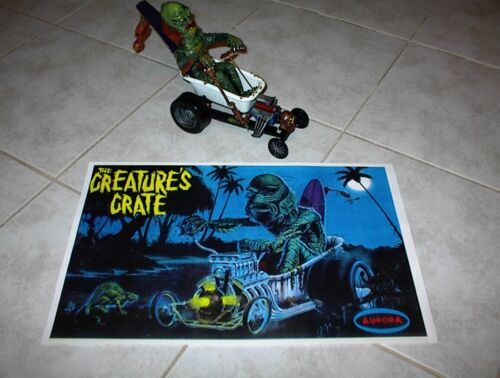 "Vintage Universal Monsters Creature from the Black Lagoon 11"" by 17"" Picture"