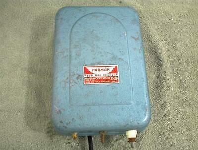 Vintage Parmak Electric Fencer Use 6 Volt Battery Model As Serial 613562