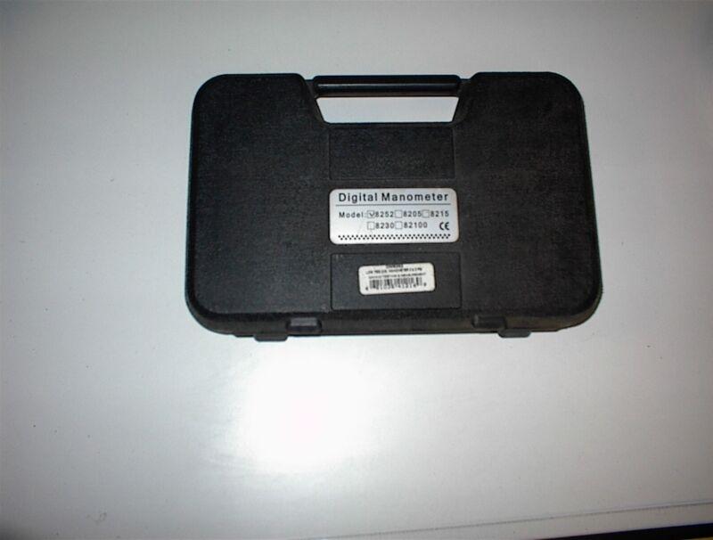 az 8252 2psi Digital Manometer