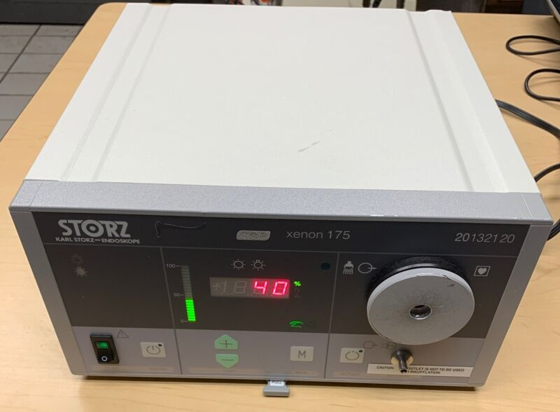 Storz Endoskope SCB Xenon 175 Light Source 201321 20