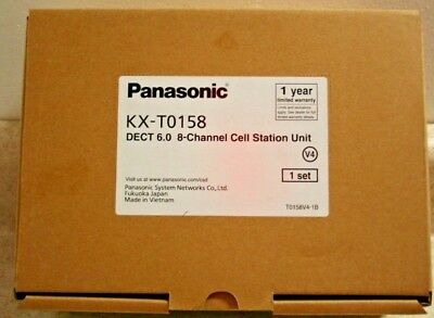 Panasonic Kx-t0158 8-channel Dect Wireless Cell Station.large Version Ofkx-t0155