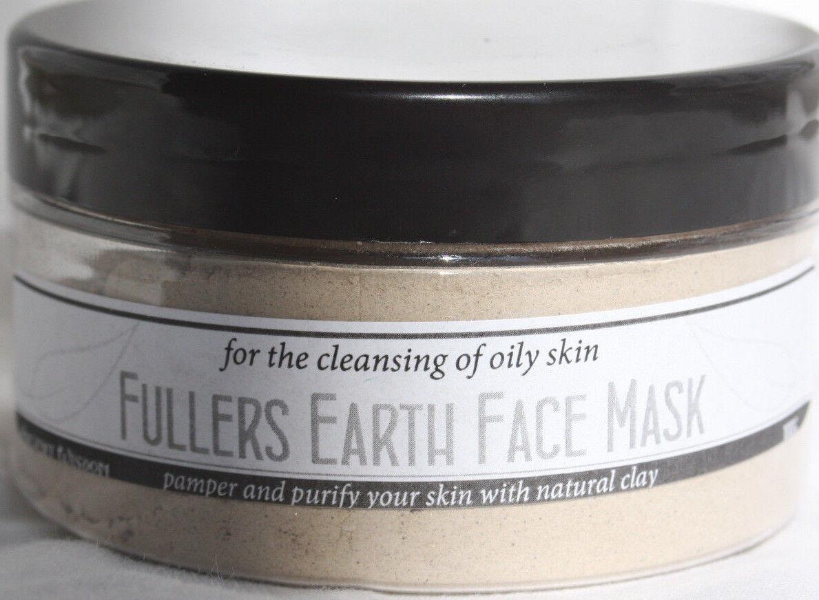 più pieno Earth argilla Maschera Facciale minerale pulizia del viso