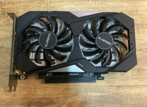 GIGABYTE - OC 4G  GeForce GTX 1650 4GB Graphics Card GV-n1650OC-4GD Tested