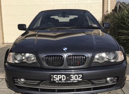 2001 BMW 330Ci Auto Convertible