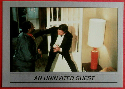 ON HER MAJESTY'S SECRET SERVICE - Card #32 - AN UNINVITED GUEST - Eclipse 1993