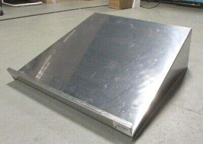 Advance Tabco 24 Wall Mounted Stainless Steel Microwave Shelf New Ms-24-24