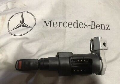94-02 Mercedes Benz R129 SL320, 500, 600 Ignition Switch Assembly Slot (Mercedes Benz Ignition Switch)