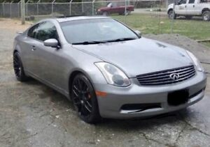 2003 INFINITY G35 COUPE (MINT CONDITION)