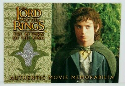 Lord of The Rings Return King Frodo's Grey Havens Vest Elijah Wood Costume - Frodo Lord Of The Rings Costume