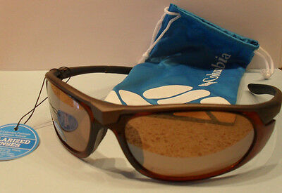 930de2c06ce Columbia Men s C02 Dark Gray Polarized Sport Sunglasses