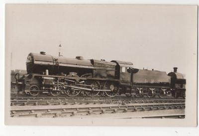 LMS Locomotive 6126 Vintage RP Postcard 813b