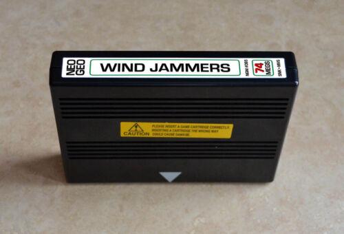 Wind Jammers/Flying Power Disc MVS • Neo Geo Arcade • SNK Data East WindJammers