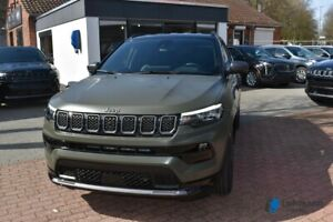 Jeep MY21 Compass 1.3T  80th Anniversary Edition