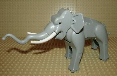LEGO Light Grey ELEPHANT 7418 Adventurers Orient Expedition