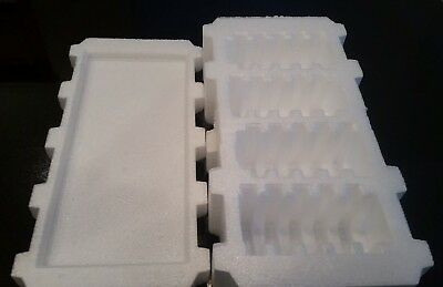 2.5in Hard Disk Drive w/Top ESD Foam Packaging Holds 20 HDD No Box Approx 18X9X7