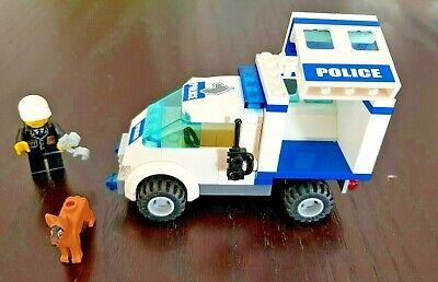 LEGO City 7285 - Unità di polizia cinofila
