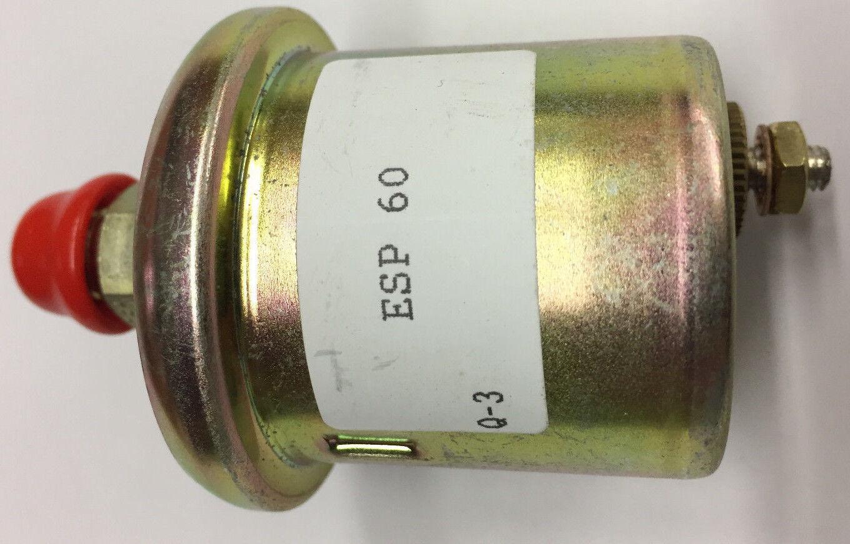 Murphy Pressure Sender  Model ESP 60 PSI