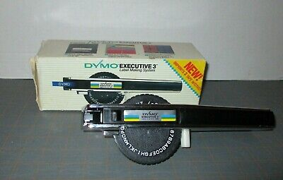 Dymo Executive 3 Label Maker 1575