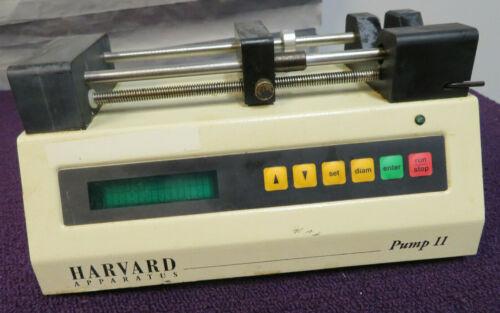 Harvard Apparatus 55-1199 Digital  Syringe Pump 11