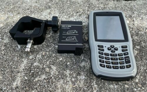 """Champion Instruments HC3 Data Collector W/ SurvCE """"Great Shape"""""""