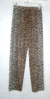 - Leopard Print Lounge Pants  Size Medium  NWOT